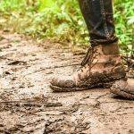 Timberland støvler - Fodtøj til camping og vandreferie