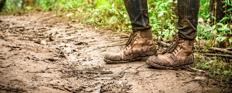 Timberland støvler – Fodtøj til camping og vandreferie
