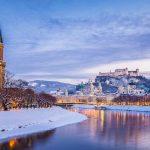 Tag campingvognen med på skiferie Østrig