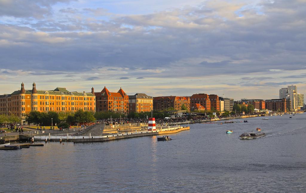 Ø ferie i Danmark