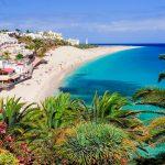Oplev et eksotisk miljø på rejser til Fuerteventura