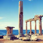 Turen går til Side Tyrkiet