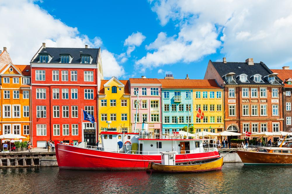 Udforsk storbylivet og besøg København
